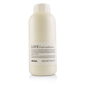 Davines Love Lovely Curl Enhancing Taming Conditioner (For Wavy or Curly Hair)  1000ml/33.8oz
