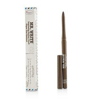 TheBalm Mr. Write Long Lasting Eyeliner Pencil - # Loveletters (Brown)  0.35g/0.012oz