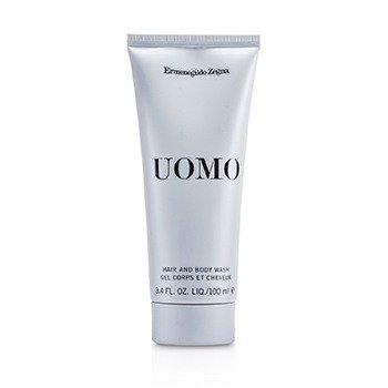 Ermenegildo Zegna Uomo Hair & Body Wash (Unboxed)  100ml/3.4oz