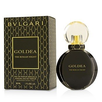 Bvlgari Goldea Roman Night Eau De Parfum Spray  30ml/1oz