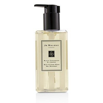 Jo Malone Black Cedarwood & Juniper Body & Hand Wash  250ml/8.4oz