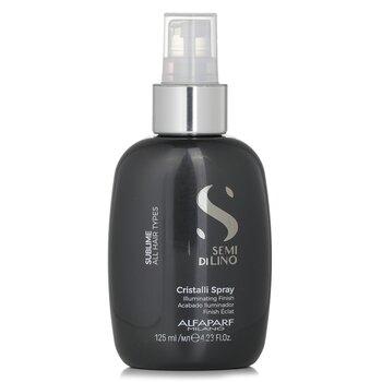 AlfaParf Semi Di Lino Sublime Cristalli Spray (All Hair Types)  125ml/4.23oz
