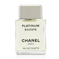 Chanel Egoiste Platinum Eau De Toilette Spray  100ml/3.4oz