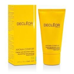 Decleor Aroma Confort Nourishing Comfort Hand Cream  50ml/1.69oz