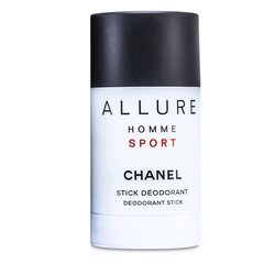 Chanel Allure Homme Sport Desodorante en Barra  75ml/2oz