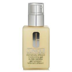 Clinique Dramatically Different njegujući gel – za srednjo-masnu i masnu kožu (sa pumpom)  125ml/4.2oz