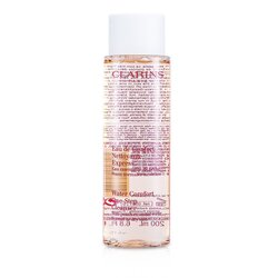 Clarins ทำความสะอาดผิวขั้นตอนเดียว Water Purify ด้วยพีชเอสเซ้นส์เชี่ยล (สำหรับผิวธรรมดาหรือผิวแห้ง)  200ml/6.8oz