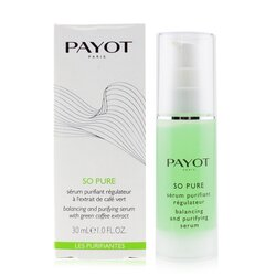 Payot Les Purifiantes So Pure Balacing & Purifying Serum (Oily and Combination Skin)  30ml/1oz