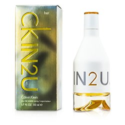 Calvin Klein IN2U Eau De Toilette pihusti  50ml/1.7oz