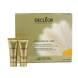 Decleor Excellence De L'Age Divine Regenerating Mask  8x8ml/0.27oz