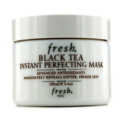 Fresh Zkrášlující maska s černým čajem Black Tea Instant Perfecting Mask  100ml/3.4oz