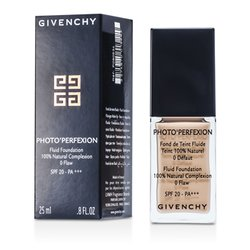 Givenchy Photo Perfexion Fluid Foundation SPF 20 - # 4 Perfect Vanilla P080834  25ml/0.8oz
