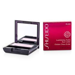 Shiseido Luminizing Satin Color Ojos - # PK305 Peony  2g/0.07oz
