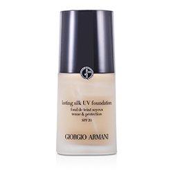 Giorgio Armani Dlouhotrvající hedvábný make up s UV ochranou Lasting Silk UV Foundation SPF 20 - č. 4.5 Sand  30ml/1oz