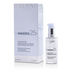 Orlane Soro Antiidade Anagenese 25+ Morning Recovery Concentrate First Time-Fighting  15ml/0.5oz