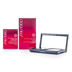 Shiseido Advanced Hydro Liquid Compact Foundation SPF10 (Case + Refill) - O40 Natural Fair Ochre  12g/0.42oz