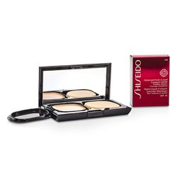 Shiseido Advanced Hydro Liquid Compact Foundation SPF10 (Case + Refill) - I60 Natural Deep Ivory  12g/0.42oz