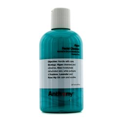 Anthony Logistics For Men Algae Facial Cleanser (Normal To Dry Skin)  237ml/8oz