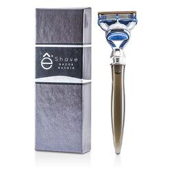 EShave 5 Blade Razor - Smoke  1pc