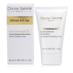 Coryse Salome Ultimate Anti-Age Renew Exfoliating Cream  50ml/1.7oz
