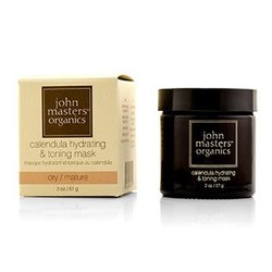 John Masters Organics Calendula Hydrating & Toning Mask (For Dry/ Mature Skin)  57g/2oz