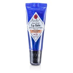 Jack Black Intense Therapy Lip Balm SPF 25 With Grapefruit & Ginger  7g/0.25oz