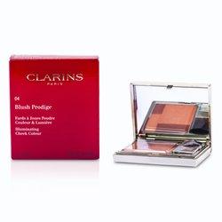 Clarins Blush Prodige Illuminating Cheek Color - # 04 Sunset Coral  7.5g/0.26oz