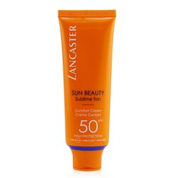 Lancaster Sun Beauty Comfort Touch Cream Gentle Tan SPF 50  50ml/1.7oz