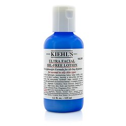 Kiehl's Ultra Facial Oil-Free Lotion - For Normal to Oily Skin Types  125ml/4oz