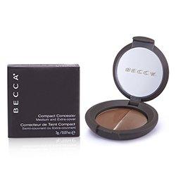 Becca Compact Concealer Medium & Extra Cover - # Walnut 2447  3g/0.07oz