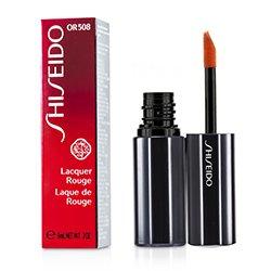 Shiseido Lacquer Rouge - # OR508 (Blaze)  6ml/0.2oz