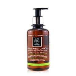 Apivita Purifying Tonic Lotion with Propolis & Citrus - For Oily/ Combination Skin  200ml/6.8oz