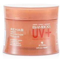 Alterna Bamboo UV+ Μάσκα Προστασίας Χρώματος και Βαθιάς Ενυδάτωσης (Για Δυνατά Μαλλιά με Ζωντάνια και Λαμπερό Χρώμα)  150ml/5oz