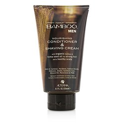 Alterna Bambo Men Crema Afeitado Nutriente Acondicionadora  250ml/8.5oz