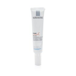 La Roche Posay Redermic C Daily Sensitive Skin Anti-Aging Fill-In Care - Pelembab Anti Penuaan (Kulit Kering)  40ml/1.35oz