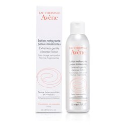 Avene Extremely Gentle Cleanser Lotion (For Hypersensitive & Irritable Skin)  200ml/6.76oz