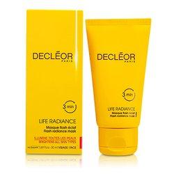 Decleor Life Radiance Flash Radiance Mask  50ml/1.69oz