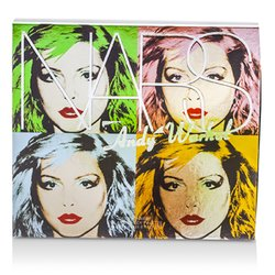 NARS Andy Warhol Collection Debbie Harry Палитра за Очи и Скули (4x Сенки за Очи, 2x Руж)  6pcs