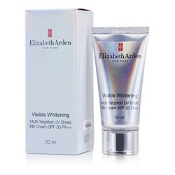 Elizabeth Arden Visible Whitening Multi Targeted UV Shield BB Cream SPF30 - Shade 02  30ml/1oz