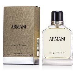 Giorgio Armani Armani Agua de Colonia Vaporizador (Nueva Versión)  100ml/3.4oz