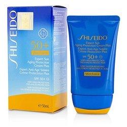 Shiseido Expert Sun Crema Protectora Envejecimineto Más SPF50+  50ml/1.7oz