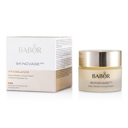 Babor Skinovage PX Vita Balance Daily Moisturizing Cream (For Dry Skin)  50ml/1.7oz