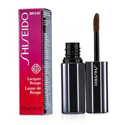 Shiseido Lacquer Rouge - # BR616 (Truffle)  6ml/0.2oz