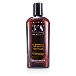 American Crew Men Power Cleanser Style Remover Daily Shampoo (For All Types of Hair)  250ml/8.4oz