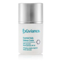 Exuviance Essential Daily Defense Creme SPF 20 - For Normal/ Combination Skin  50ml/1.75oz
