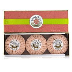 Roge & Gallet Fleur De Figuier Coffret de Jabón Perfumado  3x100g/3.5oz