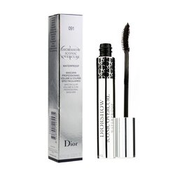 Christian Dior Diorshow Iconic Overcurl Waterproof Mascara - # 091 Over Black  10ml/0.33oz
