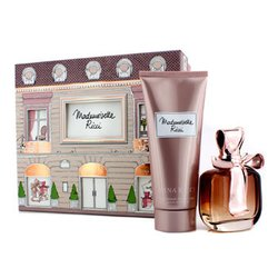 Nina Ricci Mademoiselle Ricci Coffret: Eau De Parfum Spray 80ml/2.7oz + Body Lotion 200ml/6.8oz  2pcs