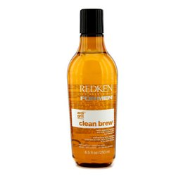 Redken Shampoo De Limpeza Men Clean Brew (Extra Clean Hair, Balanced Scalp)  250ml/8.5oz