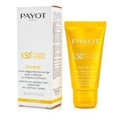 Payot Les Solaires Sun Sensi Protective Anti-Aging Face Cream SPF 50+  50ml/1.6oz